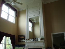 Bloomington Normal interior painting