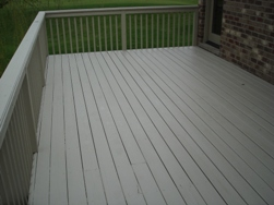 deck refinishing in Bloomington Normal IL