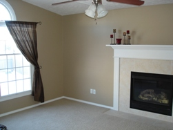 Interior painting Bloomington Illinois