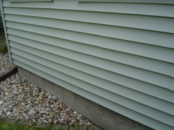 vinyl siding washing